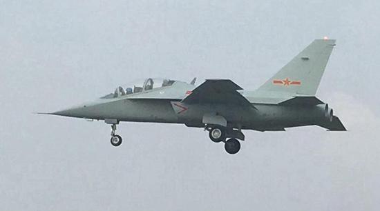 中国海军航空兵已列装国产教10教练机(图)魔法王国巫女