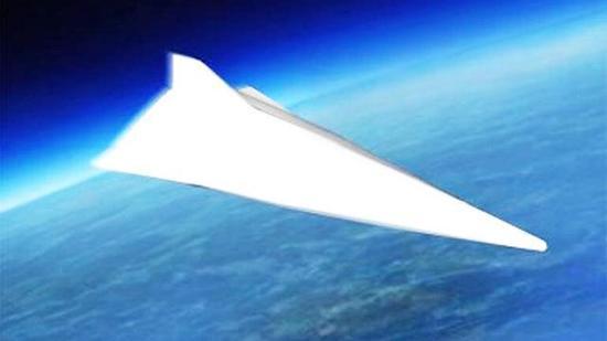资料图:高超音速武器