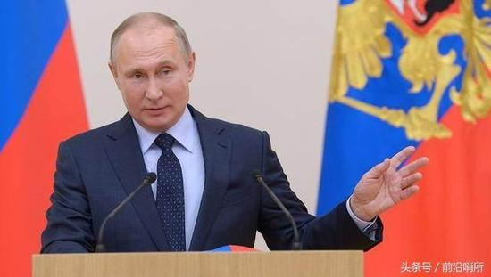 资料图:俄罗斯总统