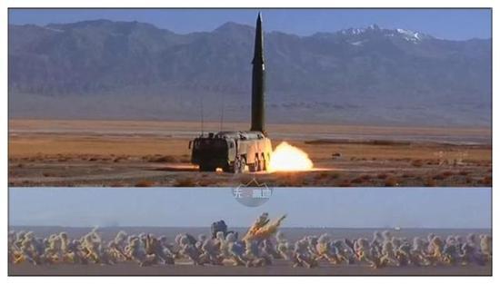 东风-16多用途战术导弹