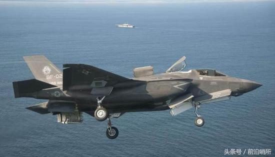 资料图:F-35B