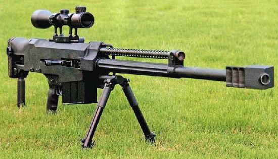 美媒评选全球最强五大狙击步枪 中国M99重狙上榜