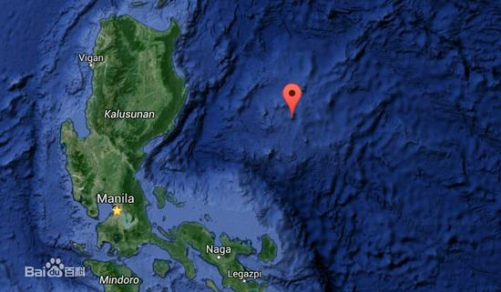 中国科考船赴菲律宾外海科研 菲总统杜特尔特表态了