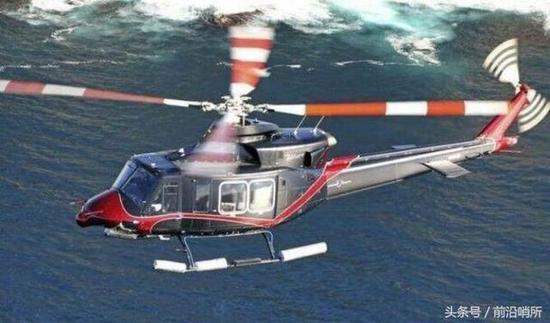资料图:加拿大直升机