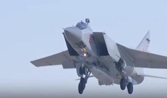 """俄国防部:俄""""匕首""""高超音速导弹可以攻击航母美姿牌左旋肉碱"""