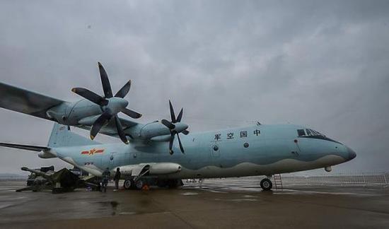 简氏称泰国空军考虑引进中国运9运输机