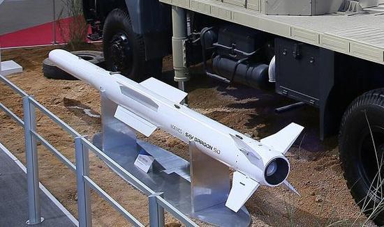 天龙50导弹
