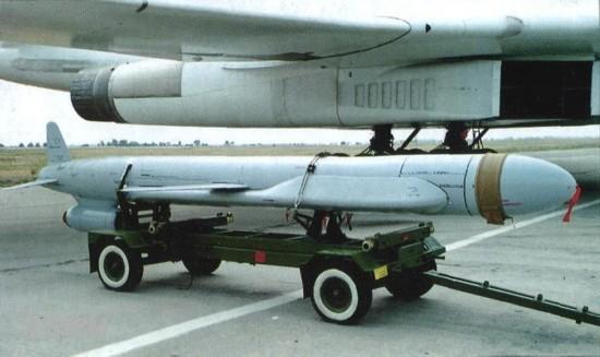 KH-55巡逻航行导弹