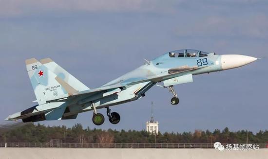 后期批次的苏-30M2,更多是利用和越南的苏-30MK2V等同型机共线生产的关系了