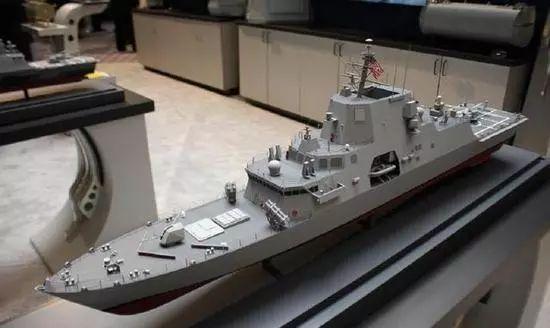 新的FFG(X)级护卫舰正在加紧研发中