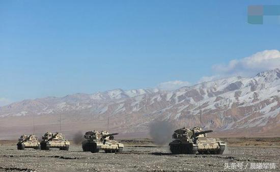 我军昙花一现的自行反坦克炮 与装甲洪流对战不落下风