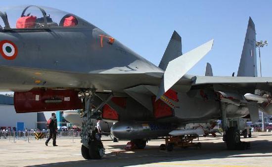 印度炫最新巡航导弹获俄吹捧 综合性能难以搭配苏30
