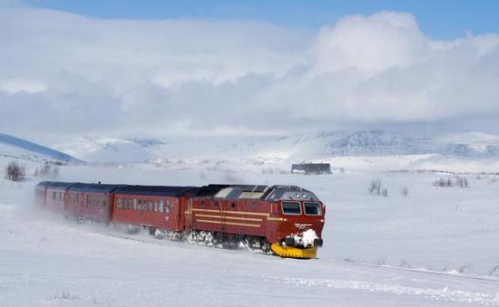 资料图:挪威铁路