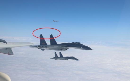 参加远航训练的机型越来越多
