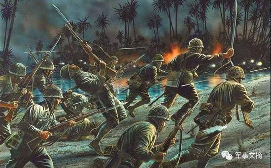 瓜岛战役日军经验技能均超美军为何战败 输在这三点