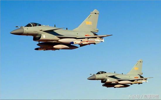 我军这几年新型战机交付数量世界第一