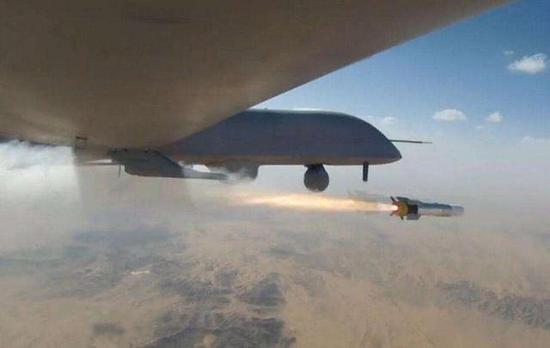 中国出口三百无人机给中东土豪国家 还取得一大突破