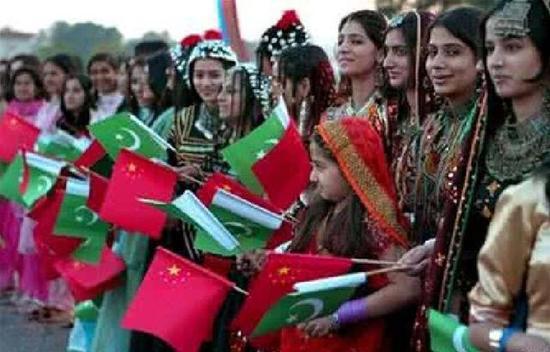 巴基斯坦人民