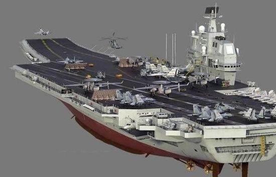 中国2018年建造三大重量级军舰 其中一款迟迟未开工