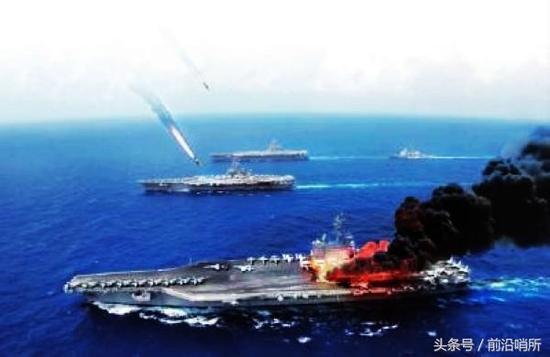 中国用这武器让十多国家闭嘴 美航母第一次感到害怕