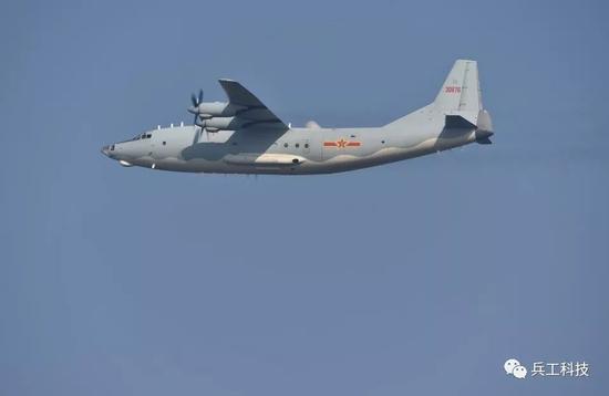 高新4号为何成我军空中通信站 可指挥数十架飞机作战
