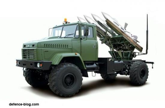 乌克兰与波兰合作研制的R-27导弹地空型