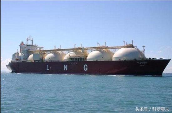 金沙在线娱乐平台:中俄超级气田投产_但15艘8万吨北极运输船全韩国造