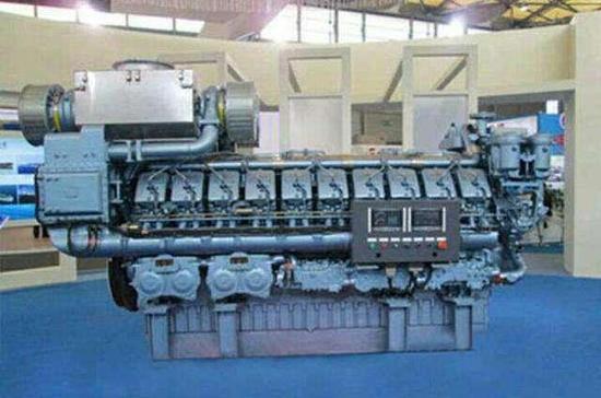 中国柴油机