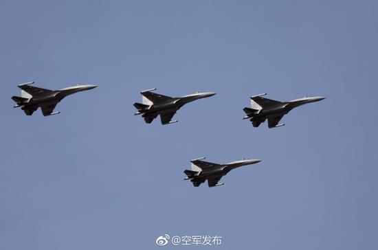 中国空军苏35有多强?专家:除隐形外各方面都超F35