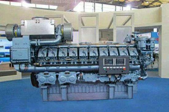 中国的柴油机