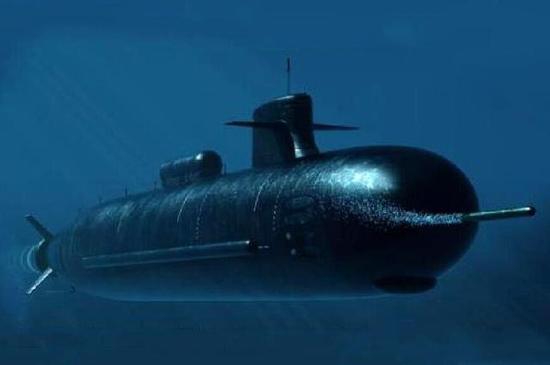 095型攻击核潜艇