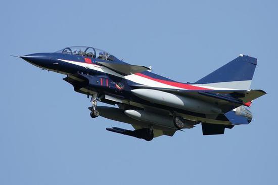 ▲歼-10SY