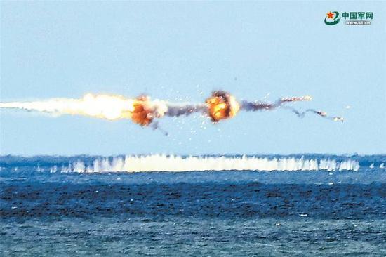 海军三大舰队云集进行反导演习意义不凡