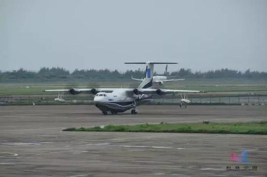 中国如何解决岛礁补给 用AG600效果比运9空投更好
