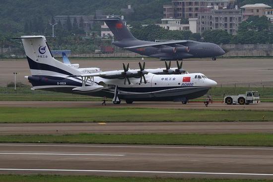 ag600首飞意义:全球凑齐3款大飞机的仅有4个半国家
