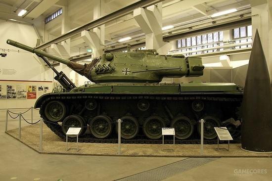 这种坦克是美国抗德神剧中常客 扮演虎式一点也不像