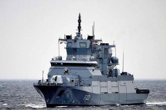 德国最新一代护卫舰验收时被退货 保证没