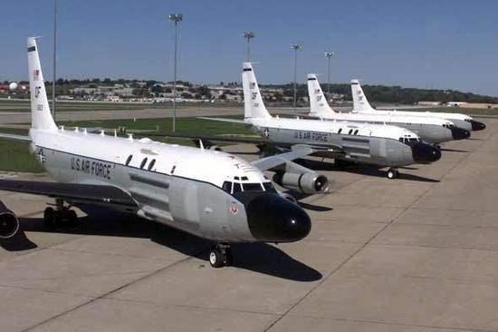 ▲美军电子战飞机
