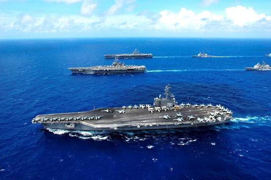 ▲航母工程实际上是一个子系统繁多的庞大工程