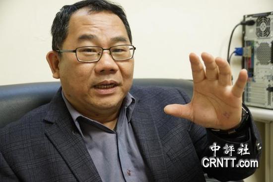 台湾私立铭传大学公共事务学系主任陈钦春