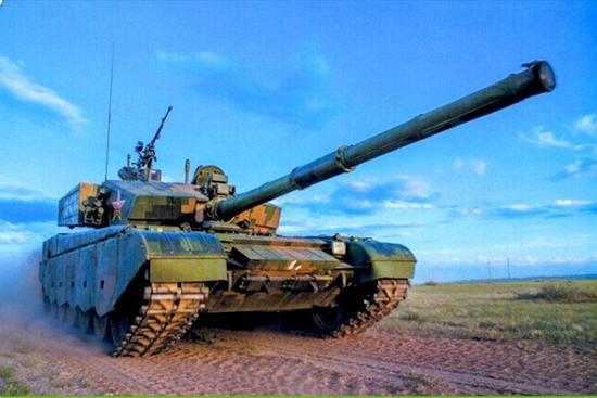 中国坦克动力系统已超昔日老师乌克兰 功率高出25%