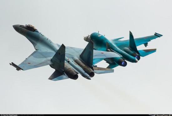 中国购苏30让俄军获利至今 升级苏27仍用相关技术