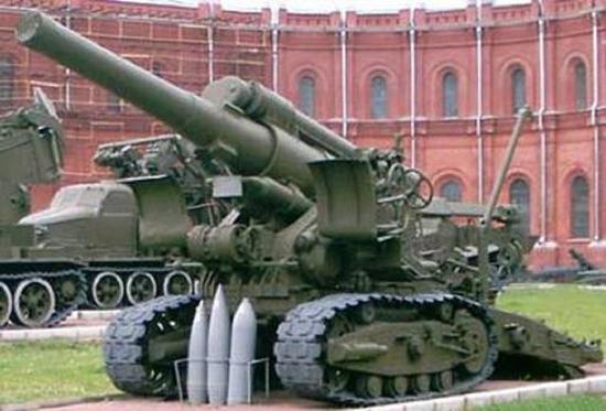 苏联在这一战投2万门大炮打500万发炮弹 轰平一座城