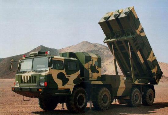 中国火箭炮为何世界排名第一?其精准度已能堪比导弹