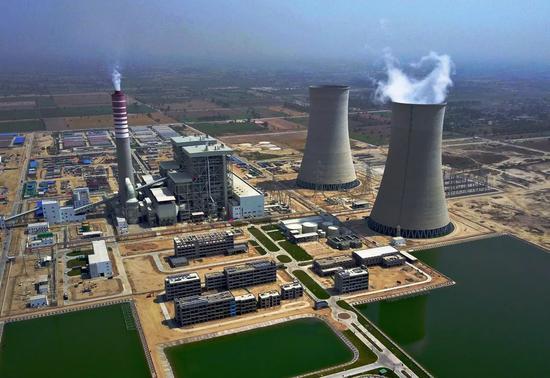 巴基斯坦萨希瓦尔电厂