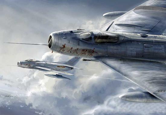 林虎将军披露防空得失:一年3千架次敌机曾侵犯我国