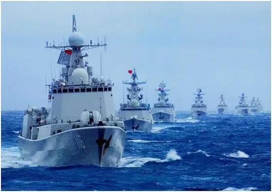 中国海军有多强:双航母加29艘主力舰稳居世界第二