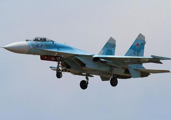◎苏-27SM战斗机