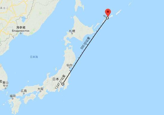 ◎这就非常难受了,东京都在苏-27SM的作战半径覆盖范围之内