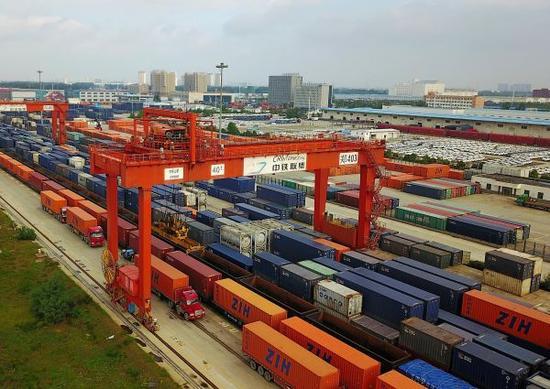 日本和欧洲货运启用新方案 求搭中欧班列走一带一路